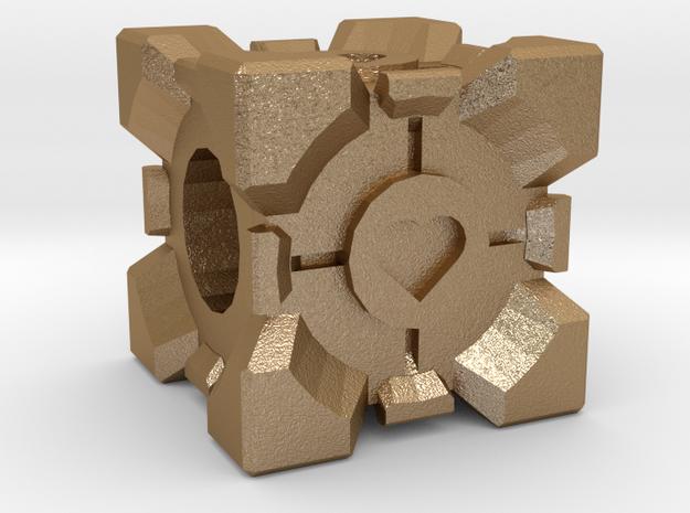 Companion Cube Bead