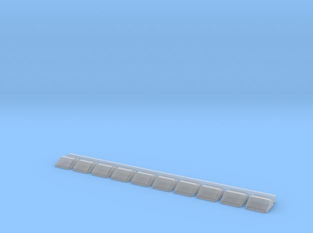 Steuerung für Meiller WLF 10x in Smooth Fine Detail Plastic
