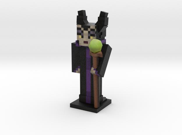 Maleficent in Full Color Sandstone
