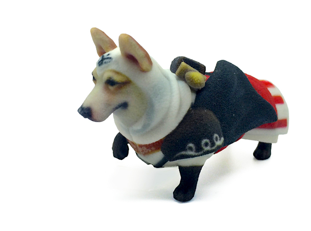 Assassin's Corgi
