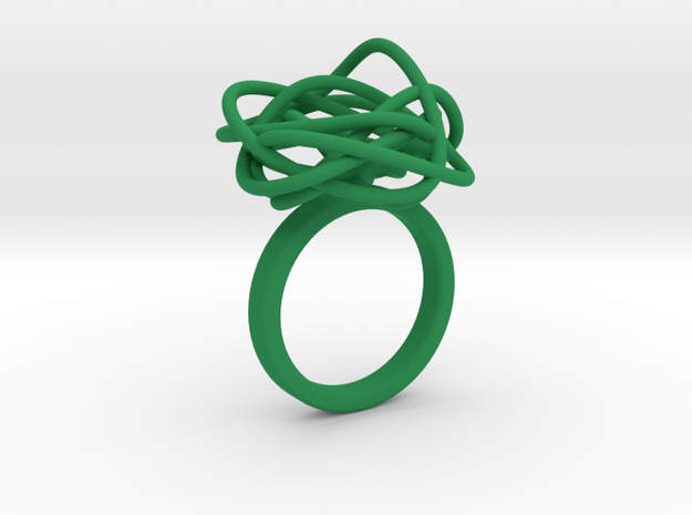Anello Filo Def in Green Processed Versatile Plastic