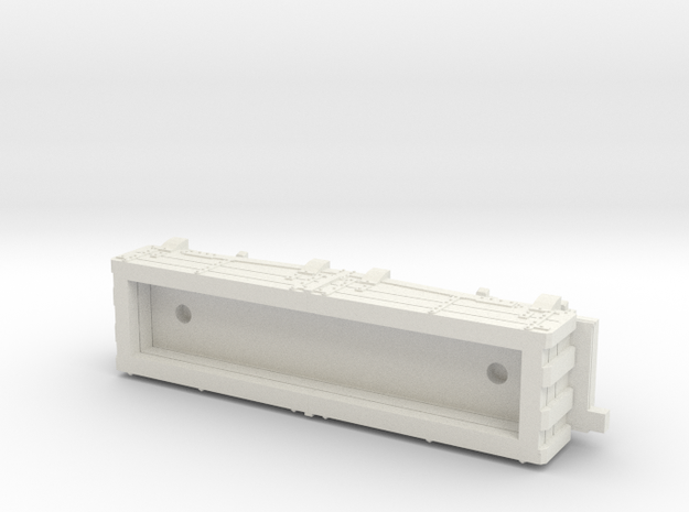 A-1-220-wdlr-d-wagon-body1-plus in White Natural Versatile Plastic