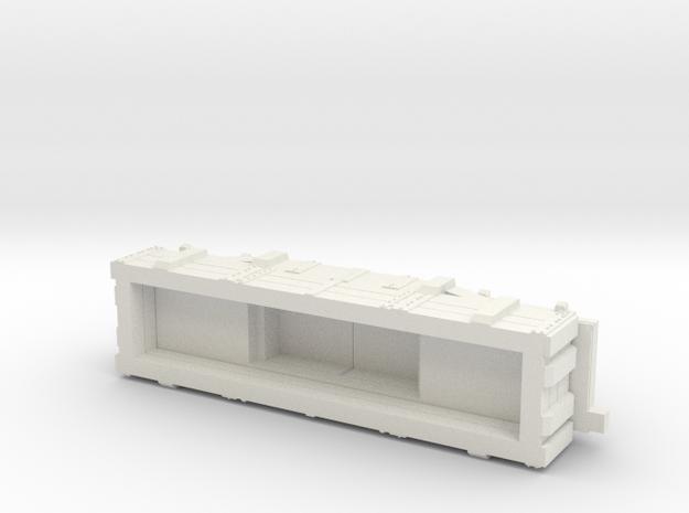 A-1-220-wdlr-e-wagon-body-plus in White Natural Versatile Plastic