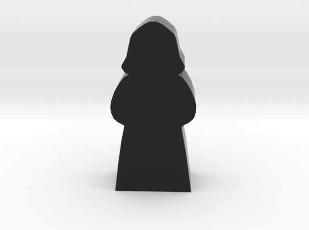 Priest Meeple In Hooded Robes