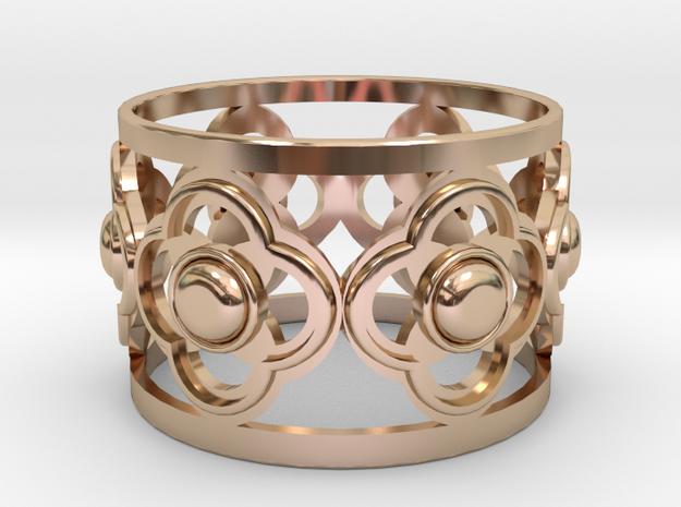 104102210 Bracelet in 14k Rose Gold