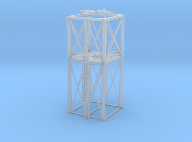 'N Scale' - 16'x16' Loadout Structure Frame