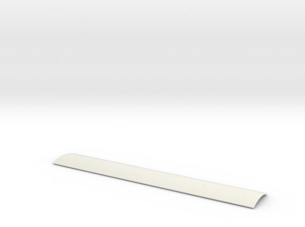 902-100 ZE AB 1-6 Dak in White Natural Versatile Plastic