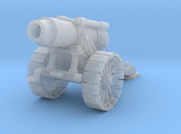 Steampunk Heavy Mortar v.2