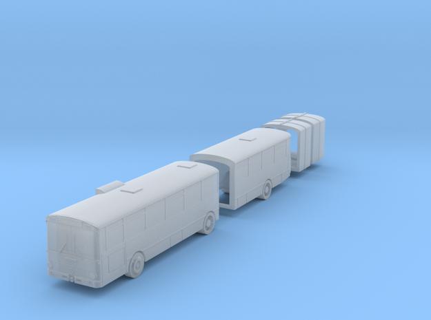 Gelenkbus N,1:160 in Smooth Fine Detail Plastic