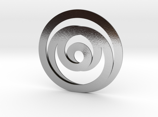 Circumspection in Polished Silver