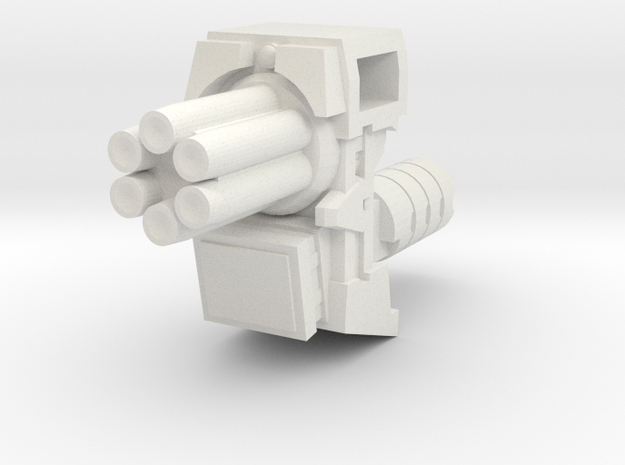 Ratchetrooper Weapon 04 - Gatling Gun 3d printed