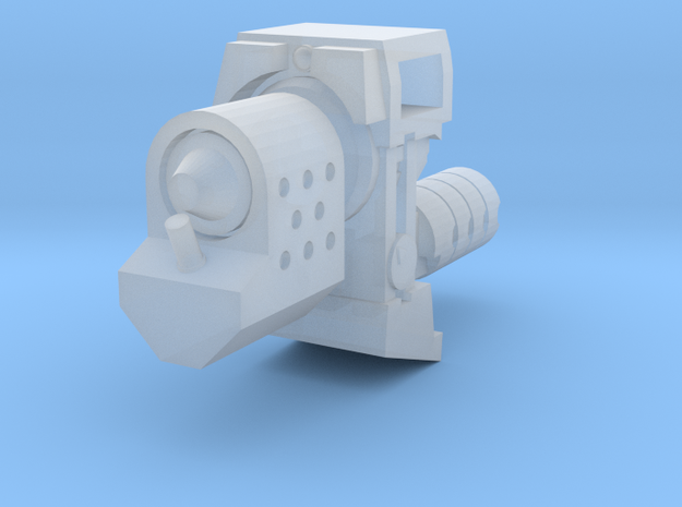 Ratchetrooper Weapon 07 - Flamethrower 3d printed