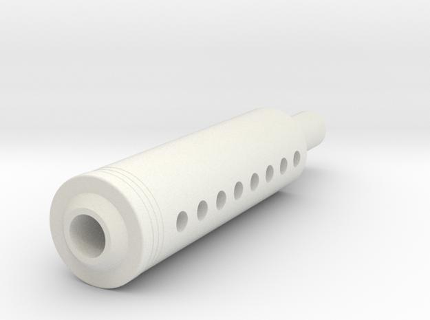 LPA NN-14 - Barrel in White Natural Versatile Plastic