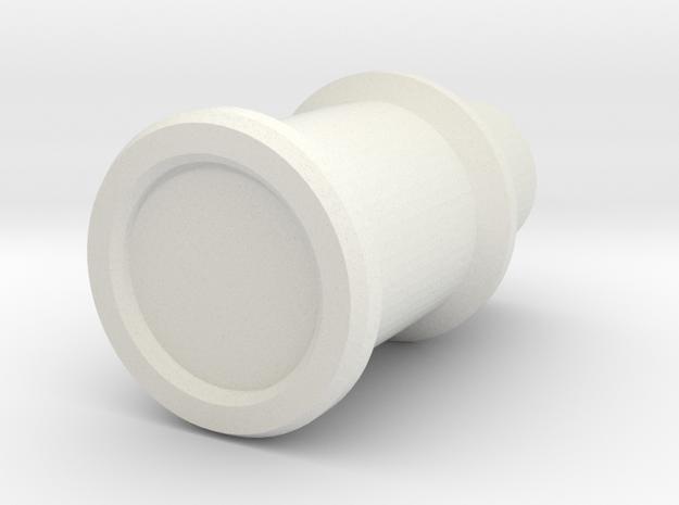 LPA NN-14 - Under barrel in White Natural Versatile Plastic