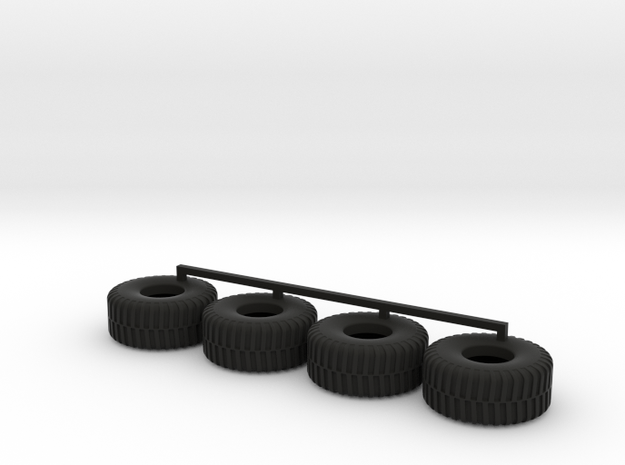 HO scale Heavy Equipment Tires