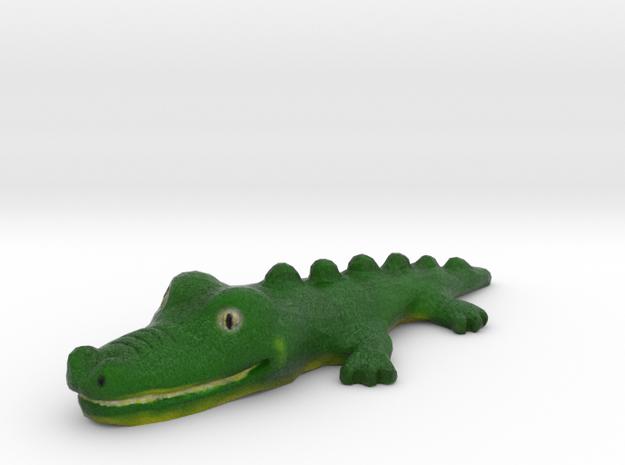 Croc in Full Color Sandstone