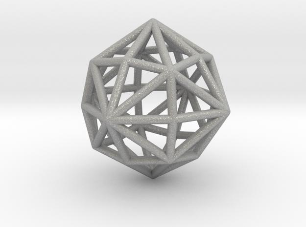 0397 Disdyakis Dodecahedron E (a=1cm) #001