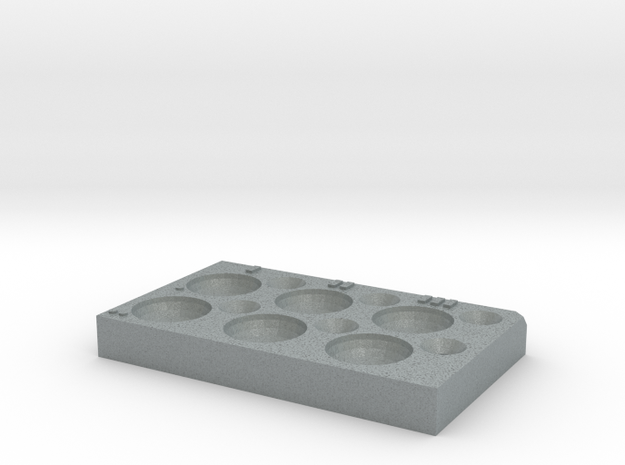 Dissection Plate D/FP 3d printed