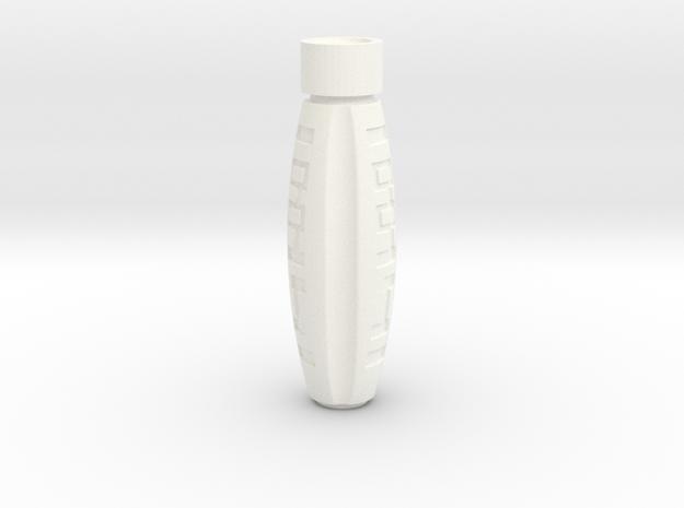 ARROW - Communications in White Processed Versatile Plastic