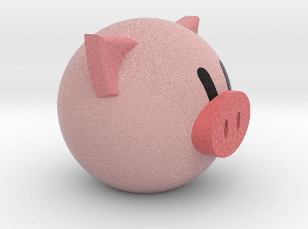 Bacon in Full Color Sandstone