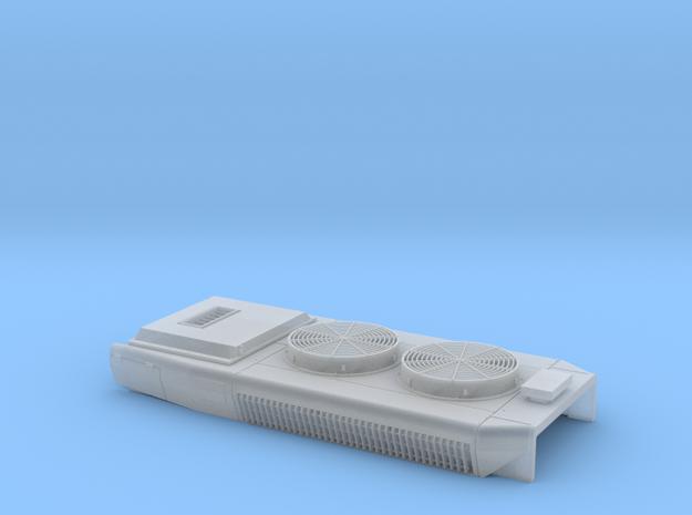 EGSD40-2 DB STD F Q EX CPR MOD NO BATTEN S SCALE in Smoothest Fine Detail Plastic