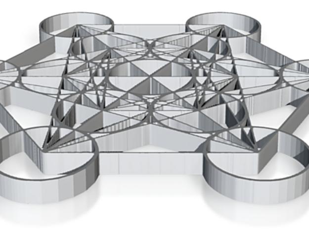 Metacube - 2 inch 3d printed