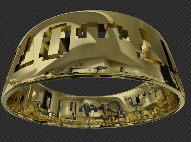 Ring.7w07n71nw1.1.9-18.50u 3d printed ring