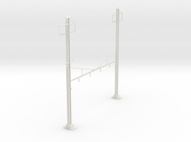 HO Scale PRR K Braced 4 Track 2ph