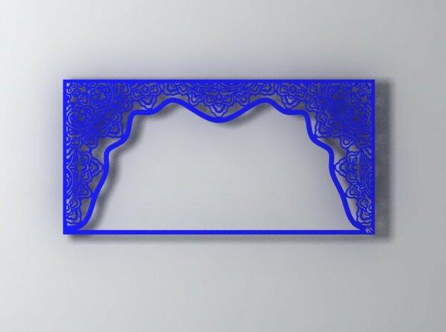 Ornate frame 3d printed