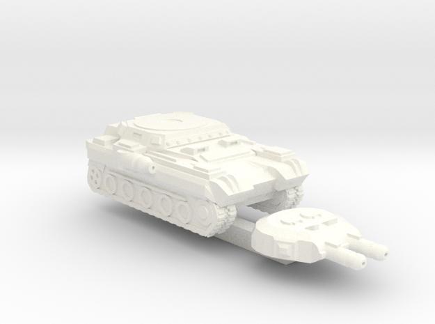 Lupus Magna in White Processed Versatile Plastic