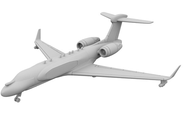 1:400_G550 IAI AEW [x2][A] in Smooth Fine Detail Plastic