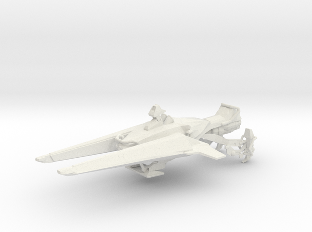 Recon Speeder (1:18 Scale) in White Natural Versatile Plastic