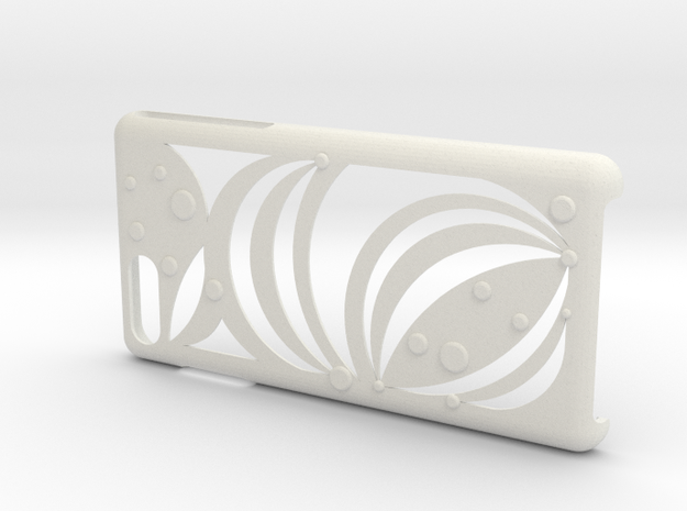 Natura Case in White Strong & Flexible