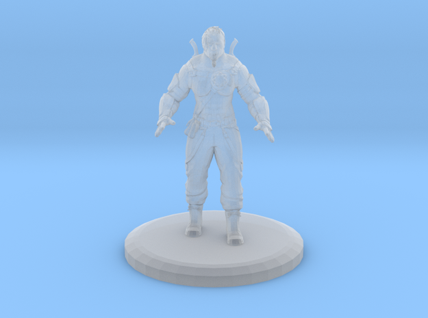 Kano (MKX) in Frosted Ultra Detail