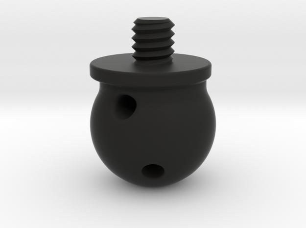 Mini Theta Tripod Ball in Black Strong & Flexible