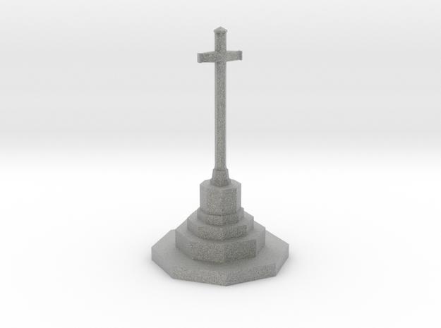 War Memorial in N Gauge (1:148)
