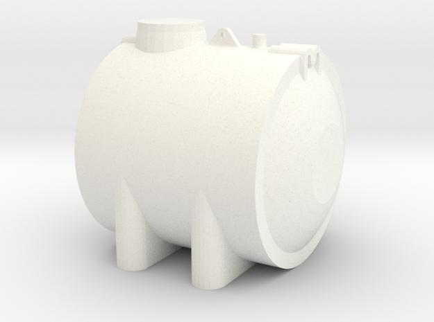 Liquid tank 3k liters in White Processed Versatile Plastic