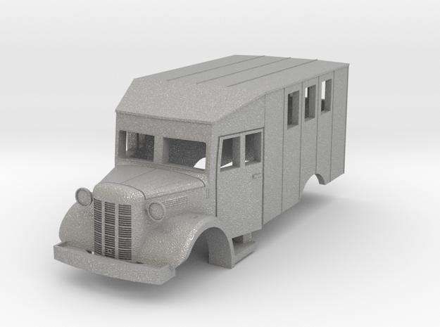 Austin K2  (1)  at scale 00 3d printed