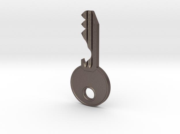 Bottle Opener Keys in Stainless Steel