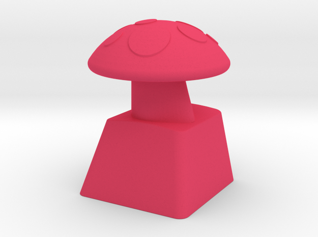 MushroomCap Artisan Cherry Keycap