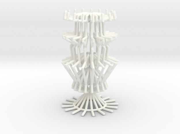 Product7 in White Processed Versatile Plastic