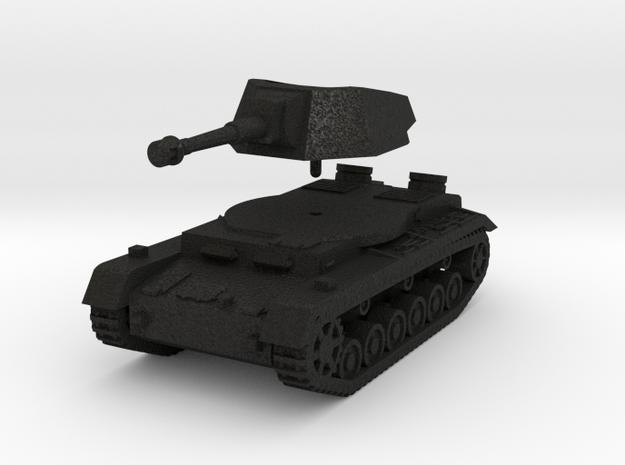 1/100 Pz.Sfl. IVb (Geschutzwagen IVb) 3d printed