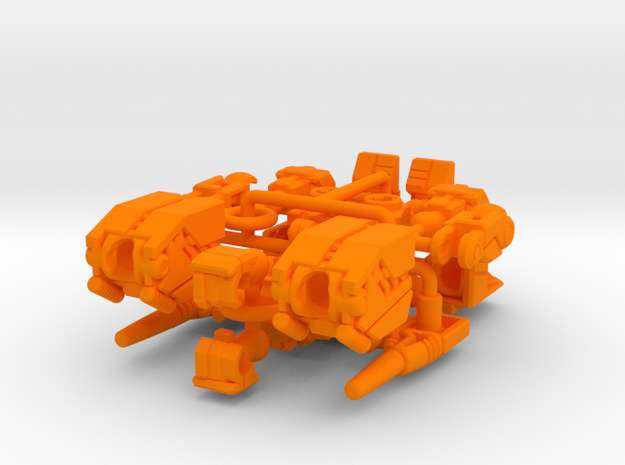 The Dejector 3d printed