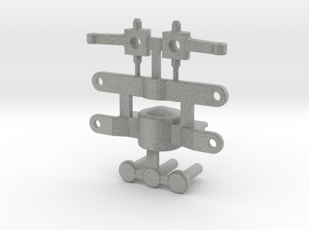 KV33 Steering For PRINT in Metallic Plastic