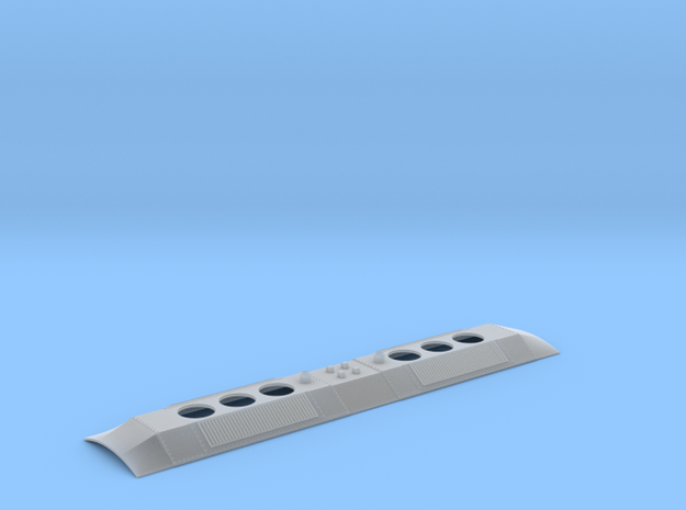 DL-109 Replacement Roof (HO - 1:87)