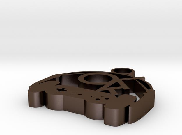 OCR Pendant 3d printed