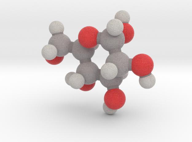 Glucose in Full Color Sandstone