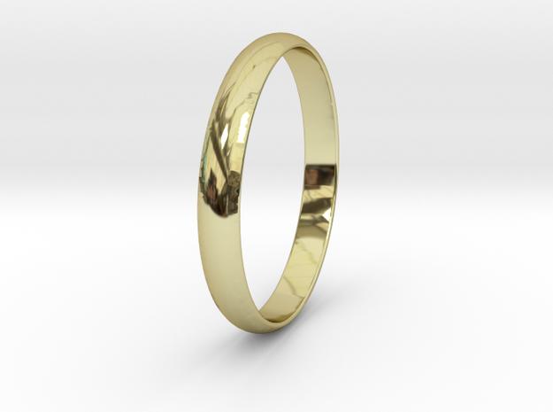 Ring Size 5.5 Design 4 in 18k Gold
