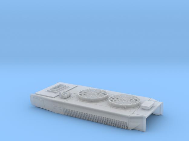 DB0008 SD40-2W DB 5270 Rebuilt 1/87.1 in Smoothest Fine Detail Plastic