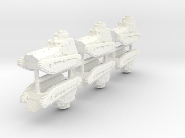 1/285 LK-II light tank (x6)